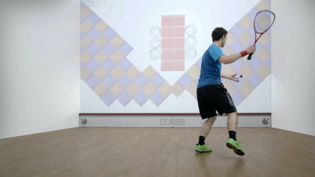 Take a Look At this!!    Interactive Squash – A sports revolution
