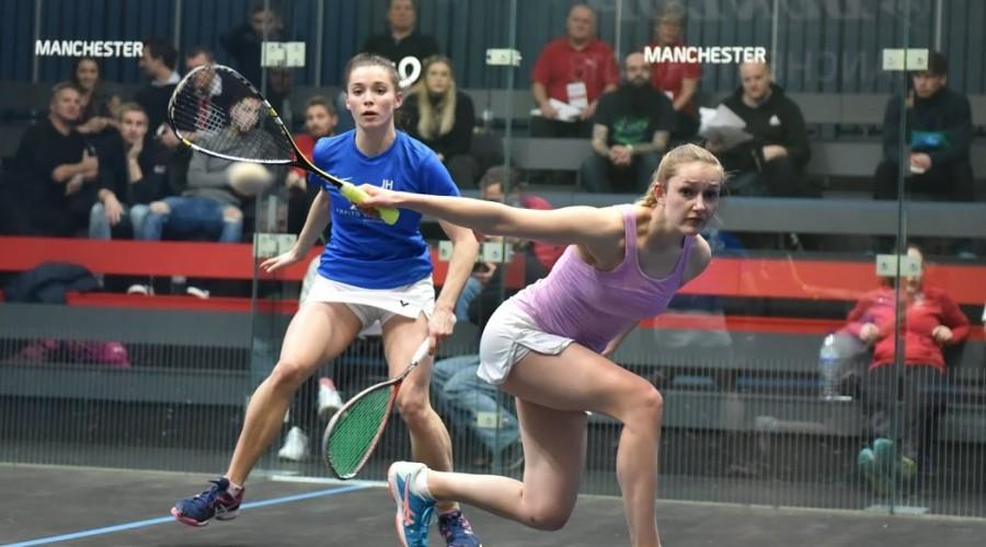 National Squash Championships 2018