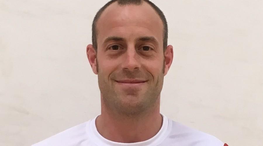 Keith Timms Represents England O35