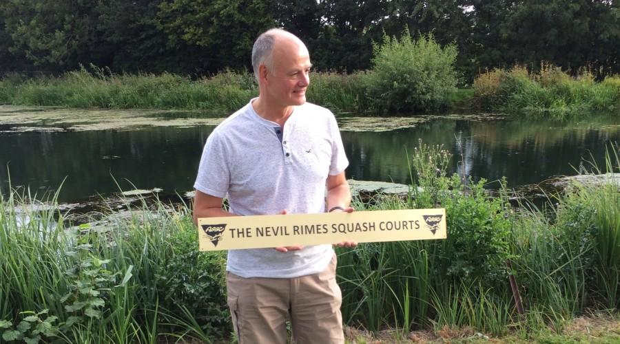 Nevil Rimes Honoured by Allenburys
