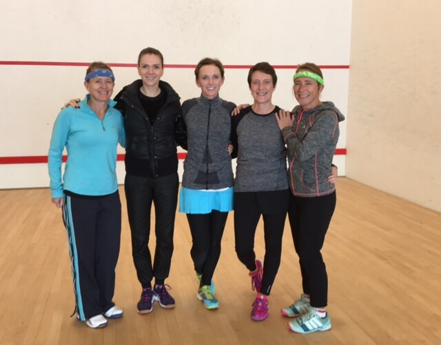 Ladies O40 County Report