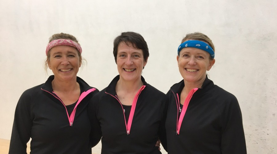 Ladies O50 Team, 3rd in Inter County Finals