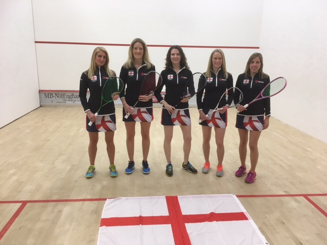 Louisa Dalwood captains England O35/50 Team to victory in Home Internationals