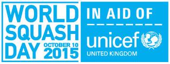 WORLD SQUASH DAY!  10th OCTOBER 2015